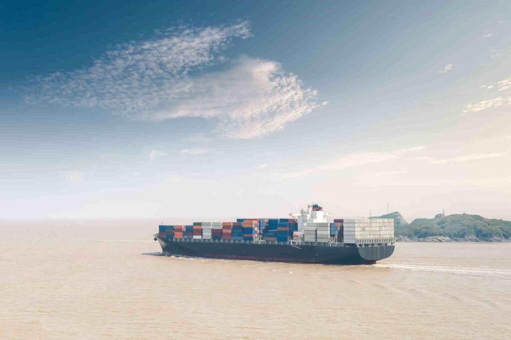 transporte maritimo de flexitank
