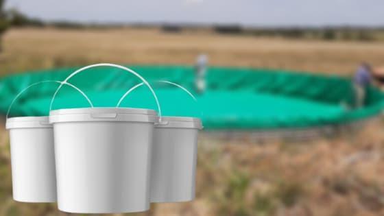 impermeabilizante para tanques australianos de chapa galvanizada o de hormigón