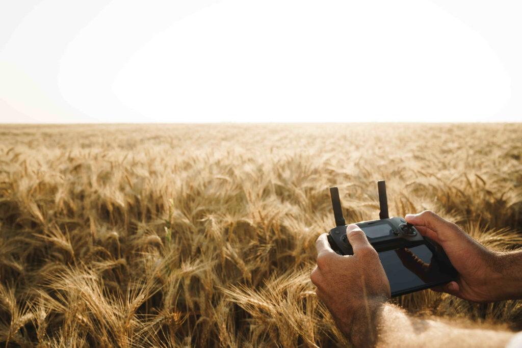 uso y beneficio de un drone agrícola para la agroindustria argentina