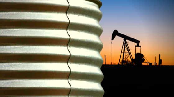 tanque australiano para proyectos petrolíferos en argentina